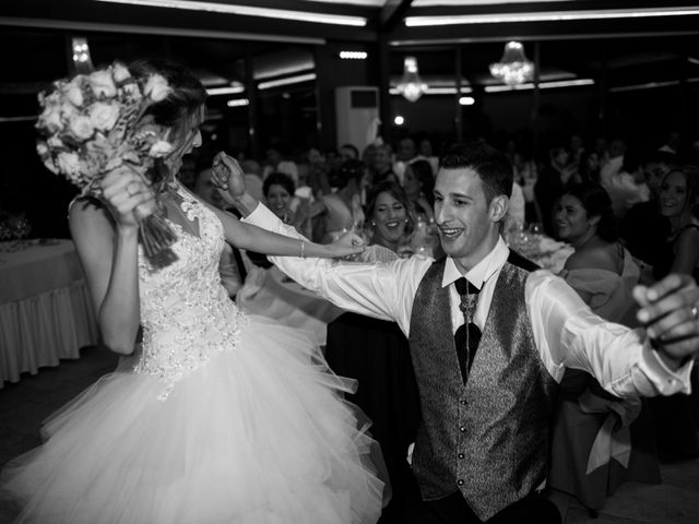 La boda de Cristian y Lidia en Llinars Del Valles, Barcelona 69