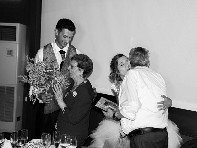 La boda de Cristian y Lidia en Llinars Del Valles, Barcelona 73