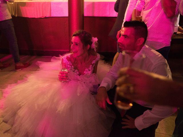 La boda de Cristian y Lidia en Llinars Del Valles, Barcelona 76