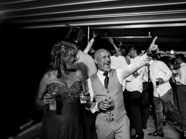 La boda de Cristian y Lidia en Llinars Del Valles, Barcelona 81