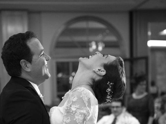 La boda de Julián y Raquel en Galapagar, Madrid 1
