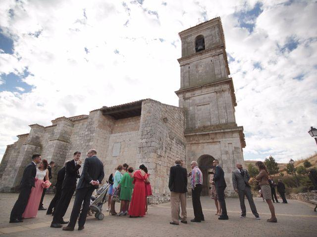 La boda de Jorge y Sara en Sotopalacios, Burgos 3