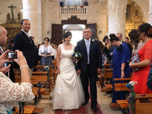 La boda de Jorge y Sara en Sotopalacios, Burgos 6