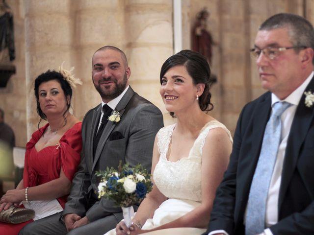 La boda de Jorge y Sara en Sotopalacios, Burgos 7