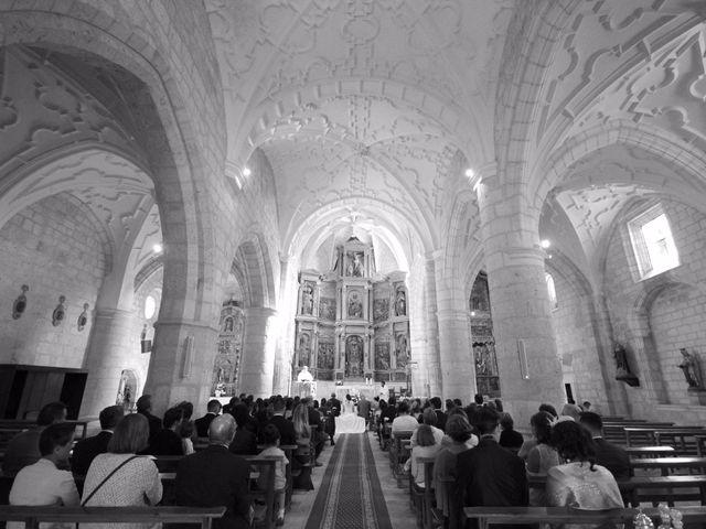 La boda de Jorge y Sara en Sotopalacios, Burgos 1