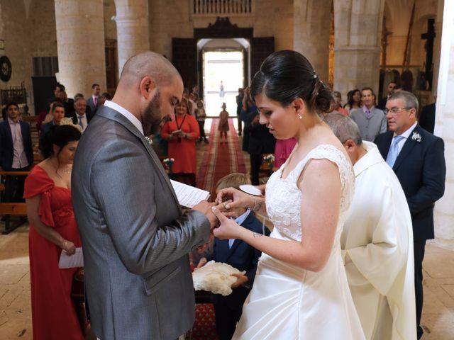 La boda de Jorge y Sara en Sotopalacios, Burgos 9