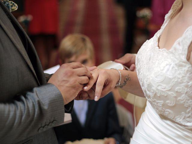 La boda de Jorge y Sara en Sotopalacios, Burgos 10
