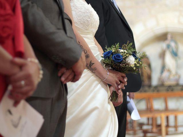 La boda de Jorge y Sara en Sotopalacios, Burgos 11