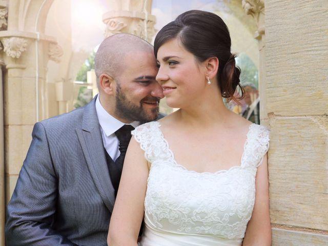 La boda de Jorge y Sara en Sotopalacios, Burgos 14
