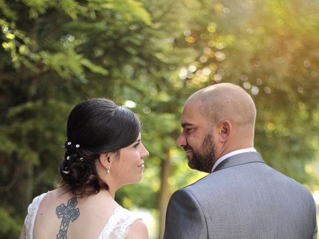 La boda de Jorge y Sara en Sotopalacios, Burgos 15