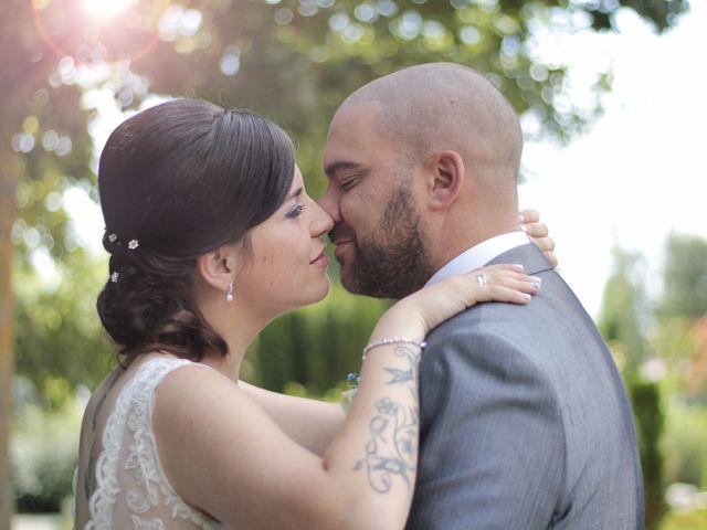 La boda de Jorge y Sara en Sotopalacios, Burgos 17