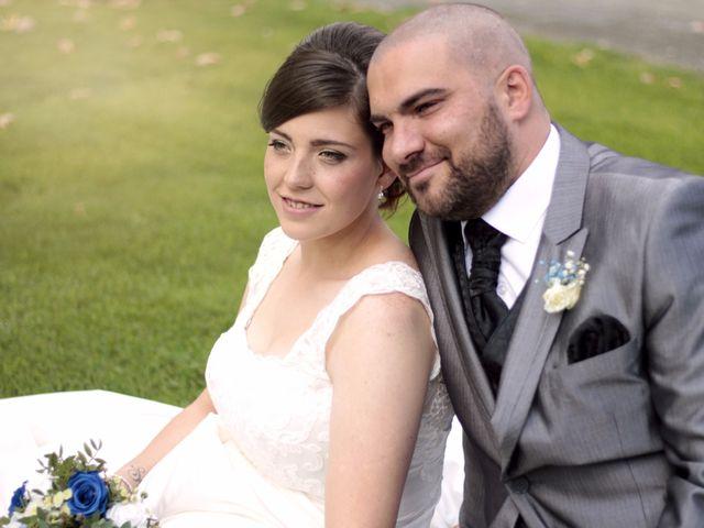 La boda de Jorge y Sara en Sotopalacios, Burgos 19