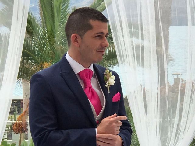 La boda de Tino y Priscila en Puerto De La Cruz, Santa Cruz de Tenerife 1