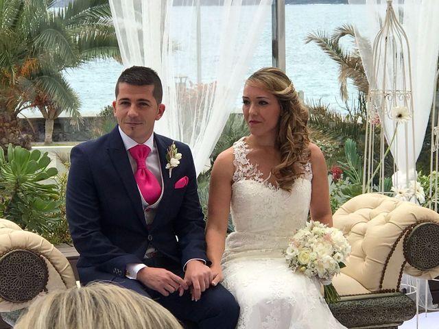 La boda de Priscila y Tino