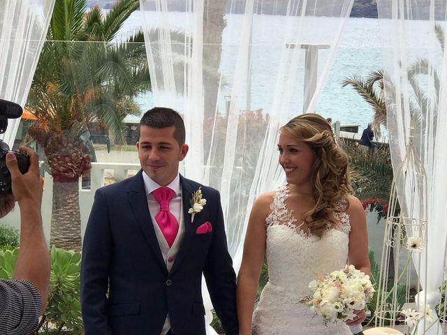 La boda de Tino y Priscila en Puerto De La Cruz, Santa Cruz de Tenerife 4