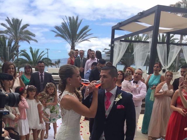 La boda de Tino y Priscila en Puerto De La Cruz, Santa Cruz de Tenerife 5
