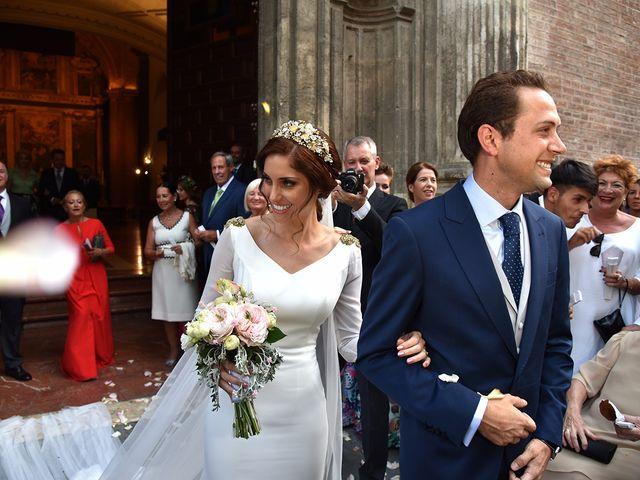 La boda de María y Alfonso
