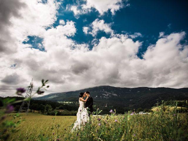 La boda de Izaskun y Gorka