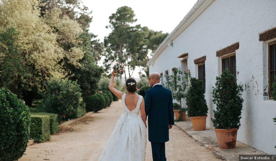La boda de Alberto y Blanca en Picassent, Valencia