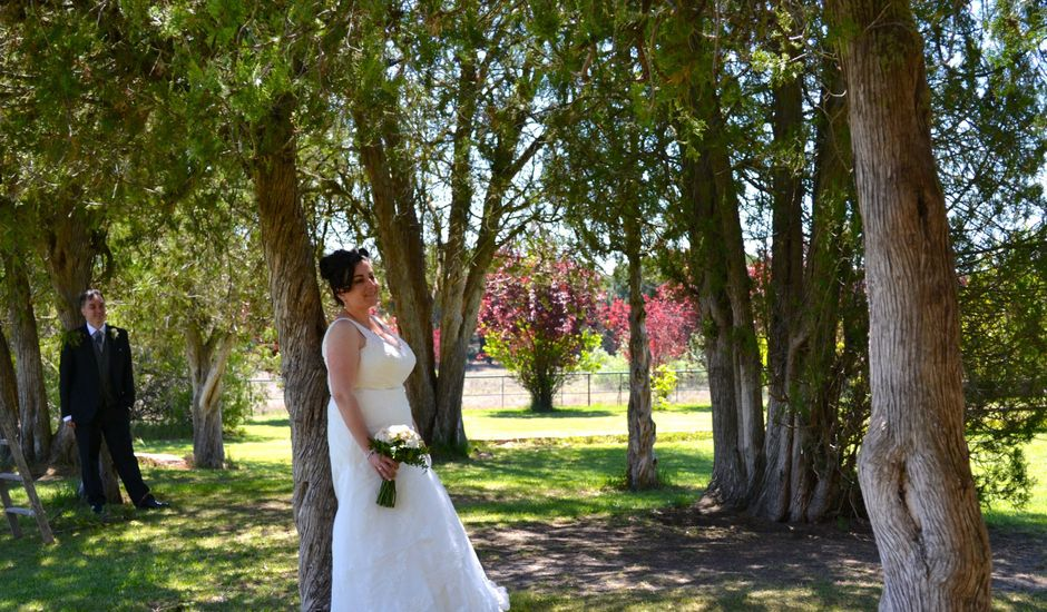 La boda de Carmen y Javi en Medina Del Campo, Valladolid