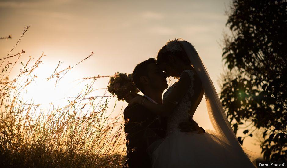 La boda de Cristian y Lidia en Llinars Del Valles, Barcelona
