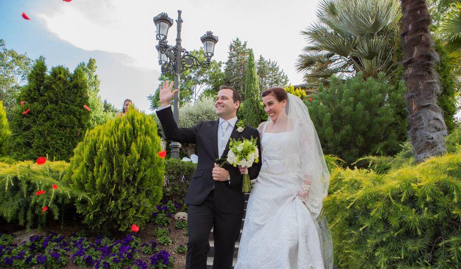 La boda de Julián y Raquel en Galapagar, Madrid