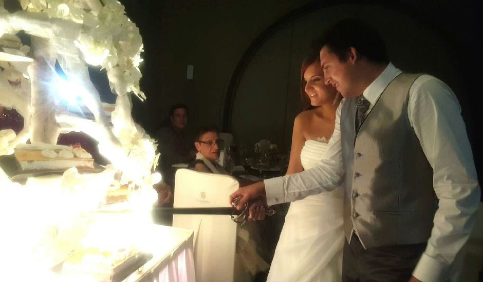 La boda de Alex y Paula  en Sant Boi De Llobregat, Barcelona