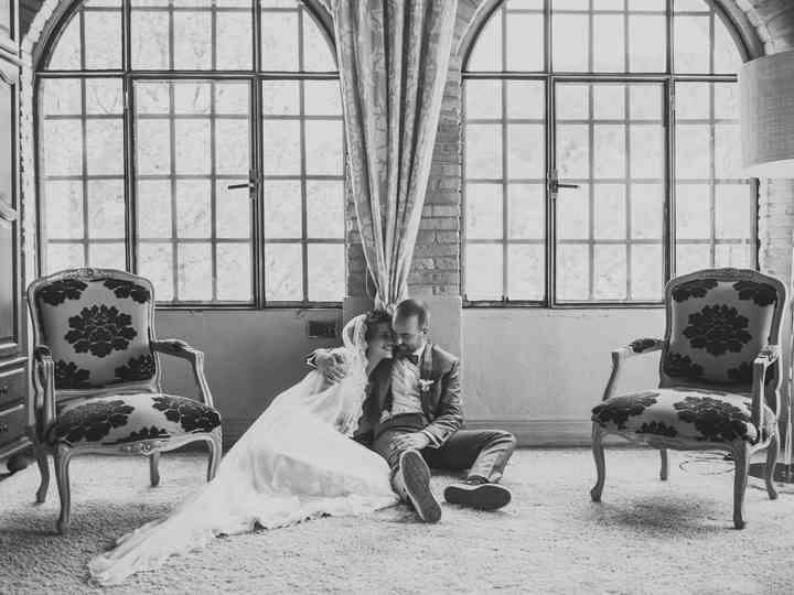La boda de Laura y Alex