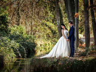 La boda de Isabel y Miguel Ángel
