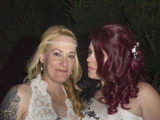 La boda de Sara y Bea 1