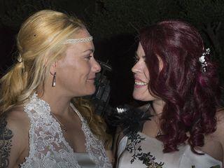 La boda de Sara y Bea