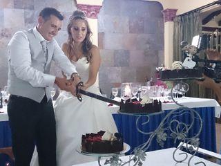 La boda de Amelia  y Ismael