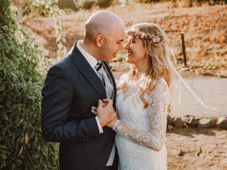 La boda de Miriam y Javier 2