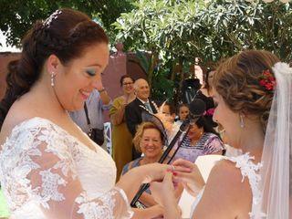La boda de María José  y Rocío  1