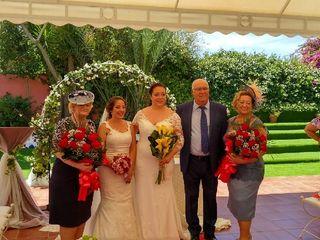 La boda de María José  y Rocío  2
