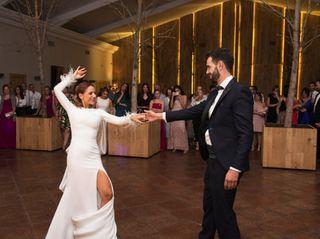 La boda de Almudena y Sergio