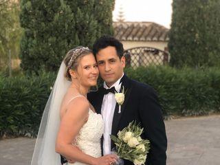La boda de Alejandro y Danielle