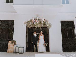 La boda de Angela y Vicent