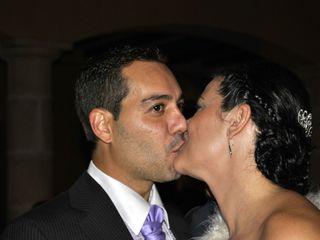 La boda de Diego y Elena
