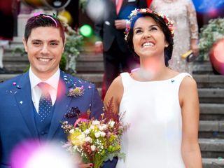La boda de Carol y Enol