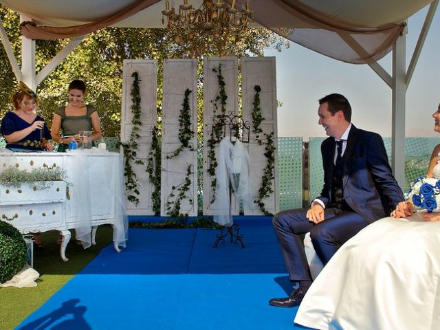 La boda de Miguel Ángel y Isabel en Murcia, Murcia 10