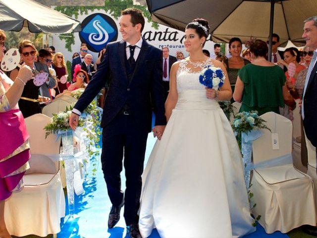 La boda de Miguel Ángel y Isabel en Murcia, Murcia 14