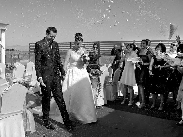 La boda de Miguel Ángel y Isabel en Murcia, Murcia 15