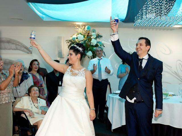 La boda de Miguel Ángel y Isabel en Murcia, Murcia 17