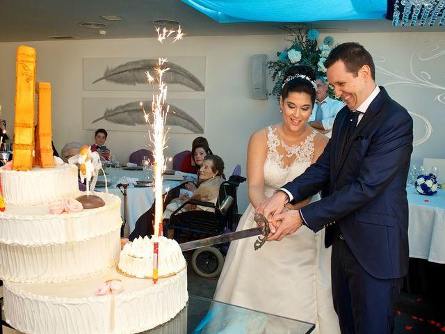 La boda de Miguel Ángel y Isabel en Murcia, Murcia 18