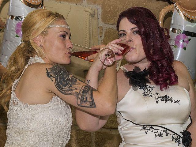 La boda de Bea y Sara en Pedrola, Zaragoza 14