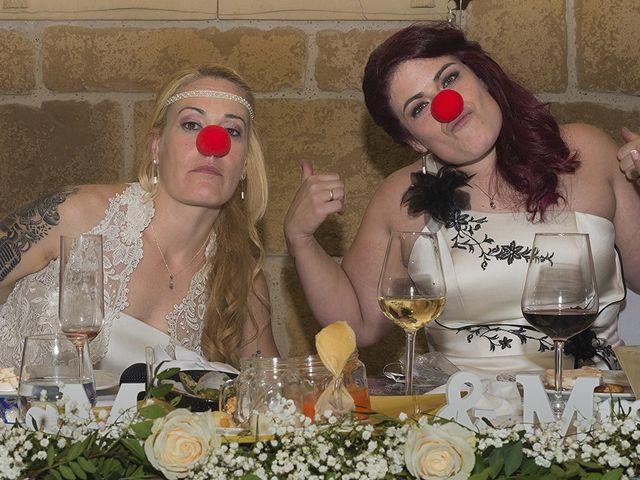 La boda de Bea y Sara en Pedrola, Zaragoza 29