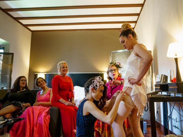 La boda de Oscar y Marian en Valladolid, Valladolid 15