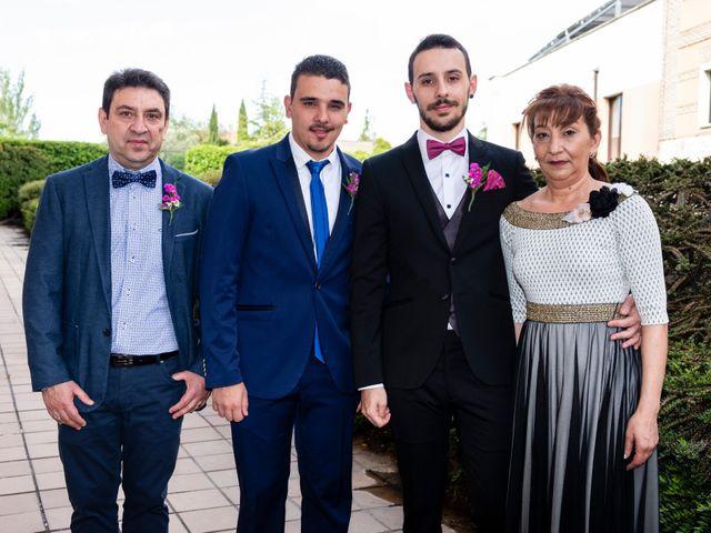 La boda de Oscar y Marian en Valladolid, Valladolid 32