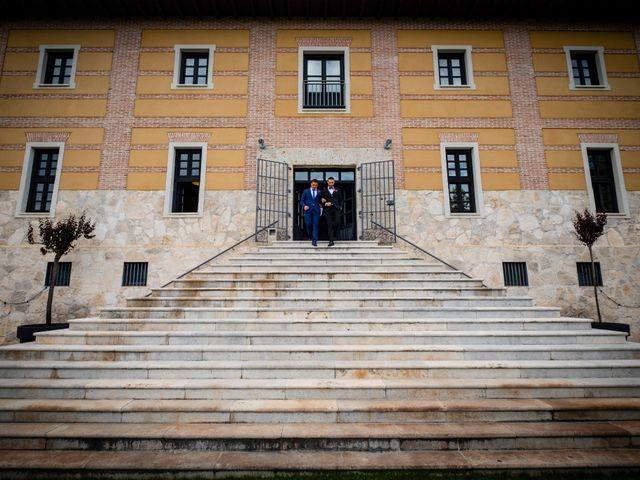 La boda de Oscar y Marian en Valladolid, Valladolid 41